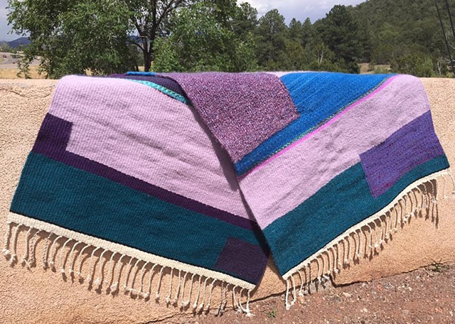 Hand Dyed and Hand Woven in New Mexico
