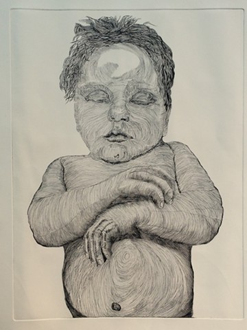 Portrait of a Dying Baby 1
