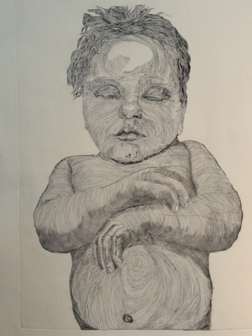 Portrait of a Dying Baby 2