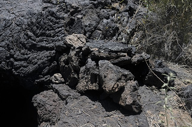 Valley of Fires, NM: Volcanic Rock Camera