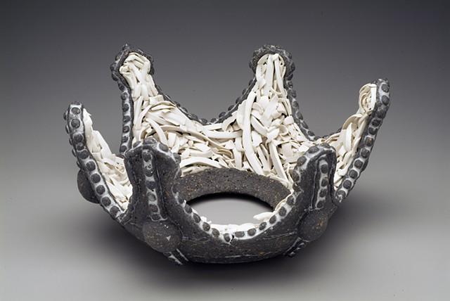 white rubble crown