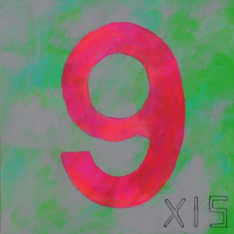 Working Title: Not Six - 9