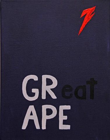 April 29:  Grape Gatorade is so magical.