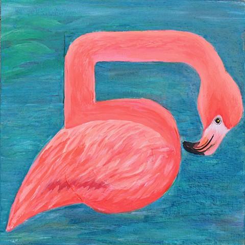 Working Title: Flamingo 5