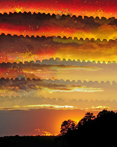 Painted Sunset