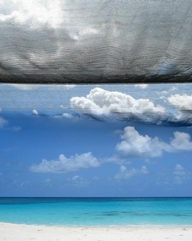 Beach Cloud Catcher