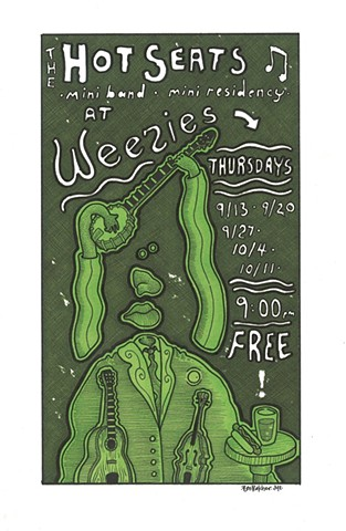 Weezie's poster