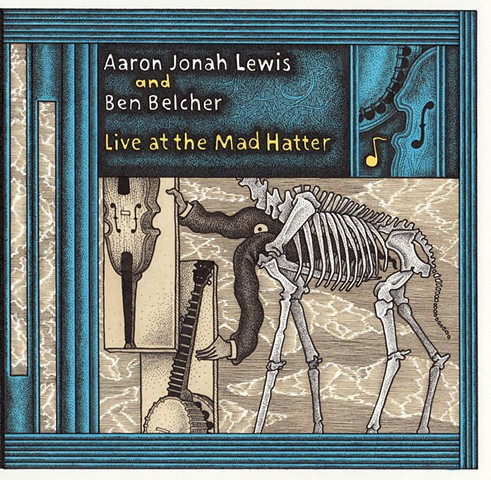 Live at the Mad Hatter (front)