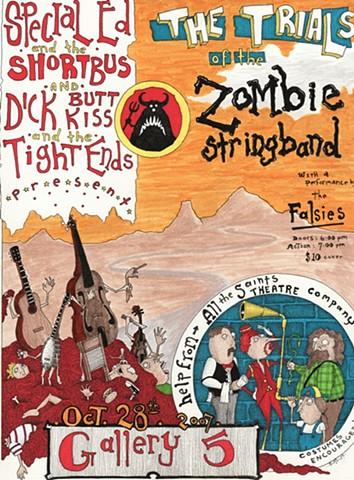Zombie Stringband 2