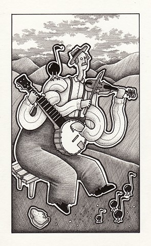 Banjo/Fiddle