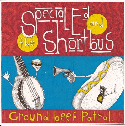 Ground Beef Patrol album cover