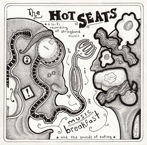 Music Breakfast cover