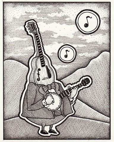 Guitar/Banjo