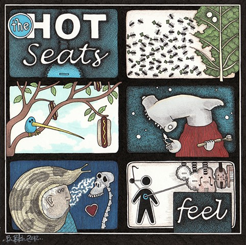 Feel album cover