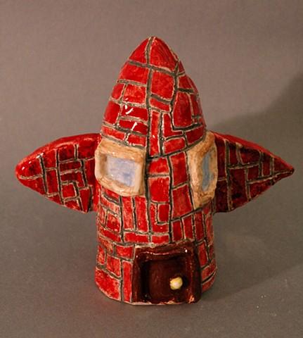 Ezequiel Medrano Class of 2016  Rocket House Ceramic