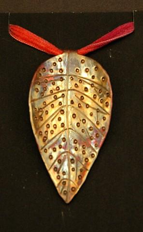 Jocelyn Ortiz   Class of 2016  Leaf Copper