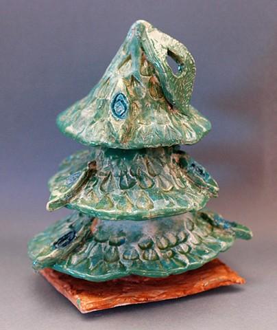 Matt Culliton Class of 2016  Peacock Tree Ceramic