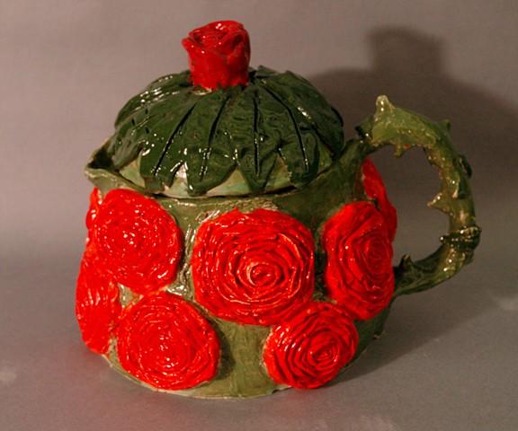 Denise Rubio Class of 2016  Flower Pot Ceramic