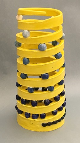 Amy Kruse Class of 2016  Spiral Ceramic
