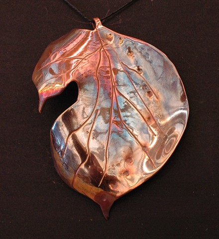 Fiona Rowan Class of 2018  Autumn Leaf Copper