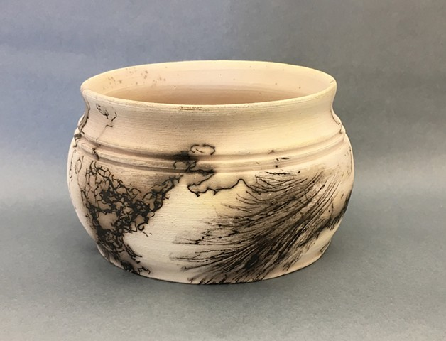 Lorena Murati Class of 2016  Untitled Ceramic Raku