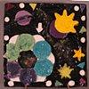 Mina Singateh Class of 2016  Deep Space Ceramic