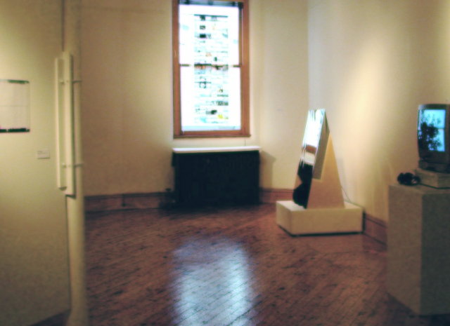 Aspirate (a breath in need of an explanation 2), installation view