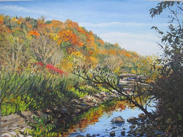 High Island Creek (Shadow)