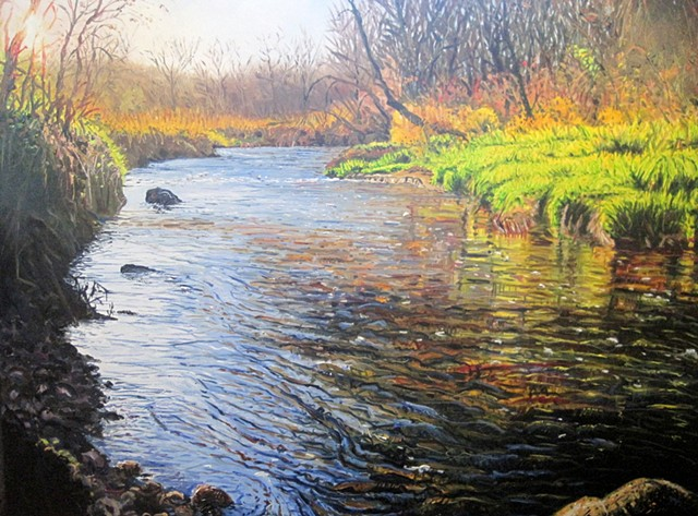Seven Mile Creek (November)