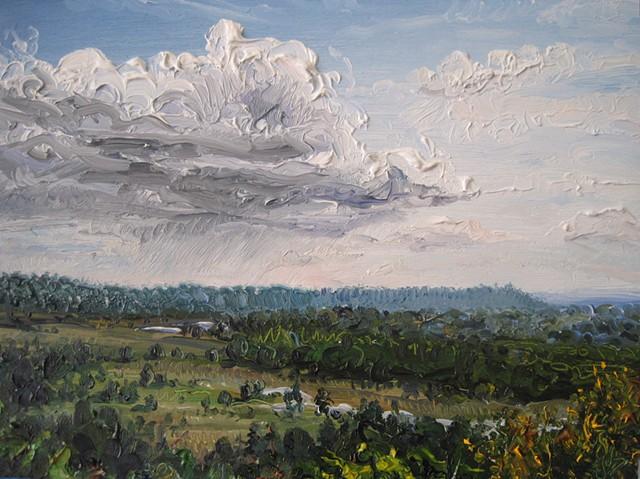 View from Ottawa Bluffs