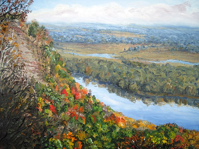 Mississippi Valley (Great River Bluffs)