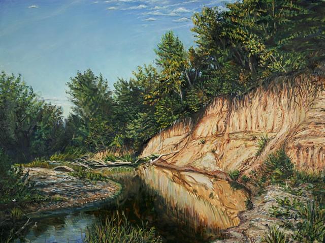 Rush River Yellow Bluff