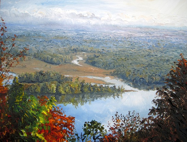 Black River Delta (Mississippi Valley)