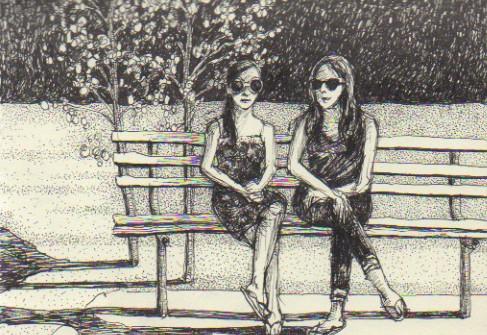 Jess and Kim
