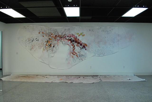 Collaboration piece at South Dakota State University