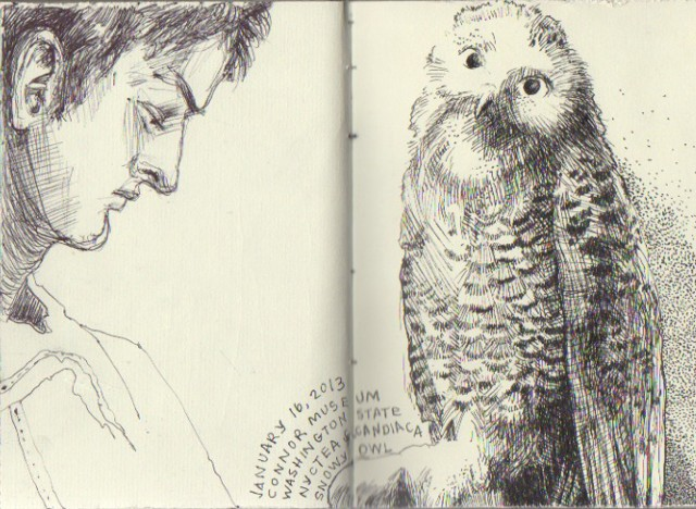 Owl and Lee