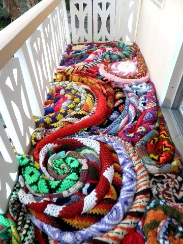 Knit Balcony