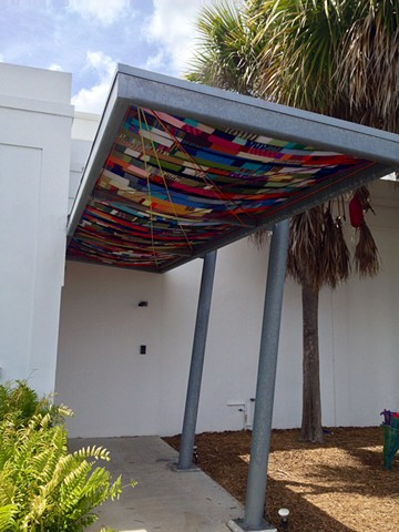 Boards (canopy) Outside the Box 2 Mordes Collection Palm Beach, FL