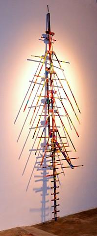 Antenna (installed at Castillo Gallery)