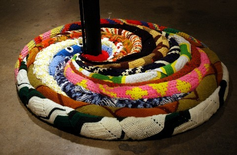 Knit Coil
