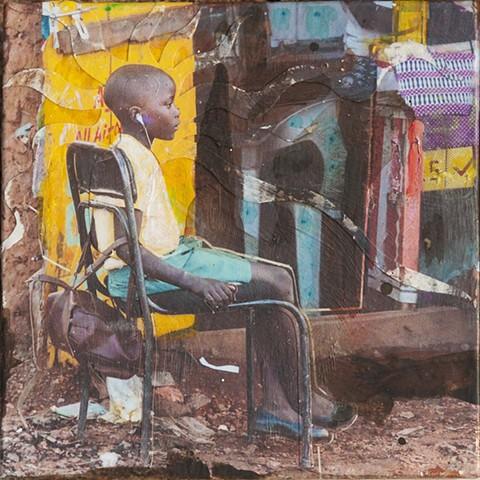 Sitting & Listening