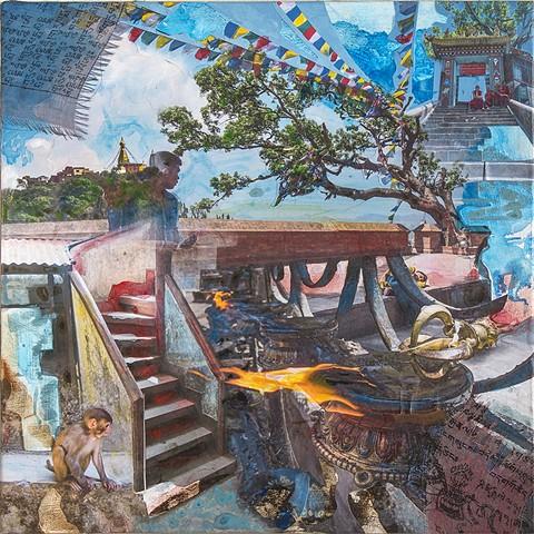 Swayambhunath 1