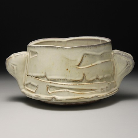 Wood fired Stoneware Ceramics Pottery