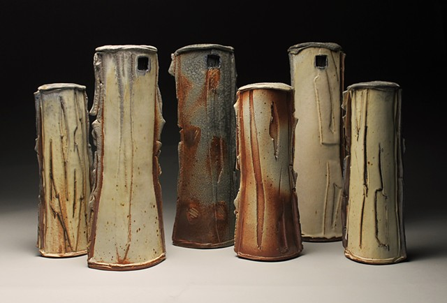 ceramics pottery wood fired handmade