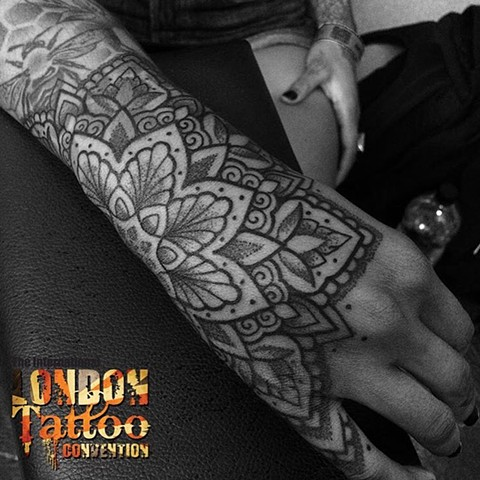 THE LONDON TATTOO CONVENTION 2017