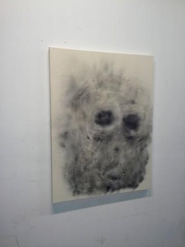 Sad ape