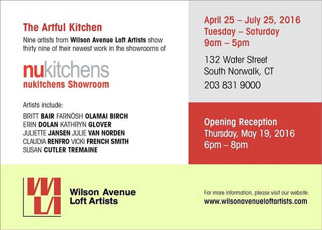 Art Opening May 19th 6-8pm