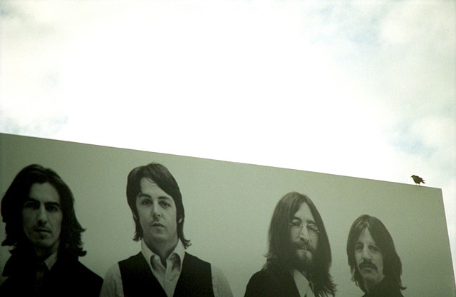 Beatles, Louis Jacinto, John Lennon, Paul McCartney, George Harrison, Ringo Starr