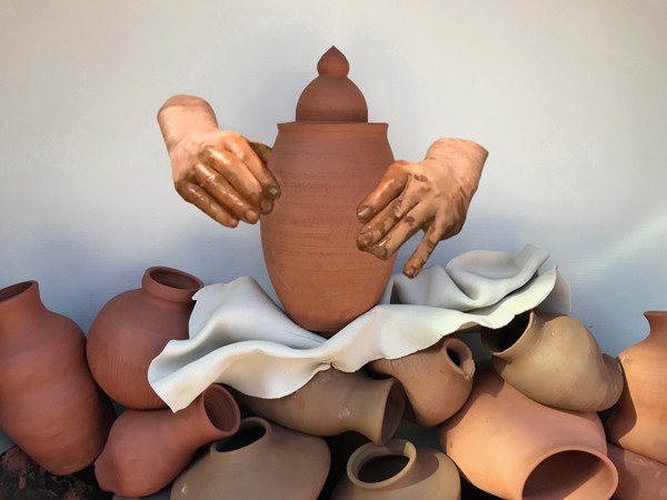 Wayne Perry, Louis Jacinto, Fine Art, onodream, ceramics, Los Angeles