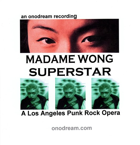 Madame Wong, Punk Rock, Los Angeles, Nervous Gender, Louis Jacinto, Gerardo Velasquez